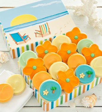 Summer Beach Gift Box - Frosted