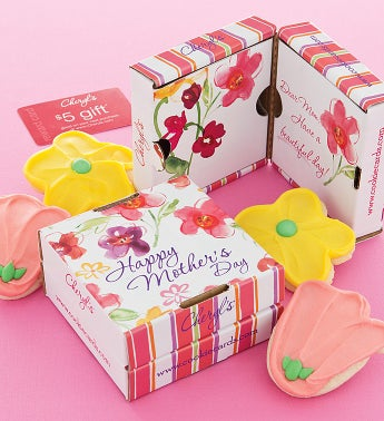 Mothers Day Cookie Card 2 Pack