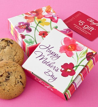 Sugar Free Happy Mother's Day Cookie Card