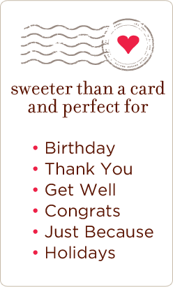 Send A Delicious Buttercream Cookie In One Of Our Card Boxes As Birthday Gift Thank You Or Smile Starting At Only 599 Delivered