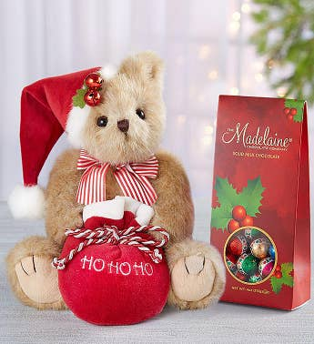 Bearington Jolly Jingles with Chocolate