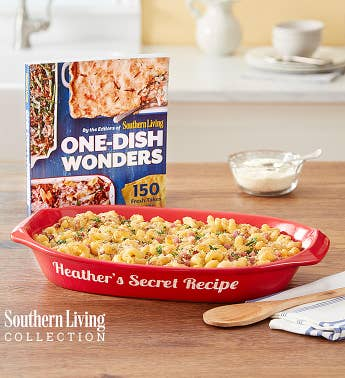 Southern Living Personalized Casserole Dish