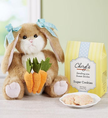 Bearington Bunny  Cheryls Cookies