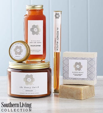 Southern Living Honey Hutch Gift Box