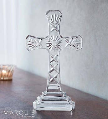 Marquis by Waterford Crystal Cross