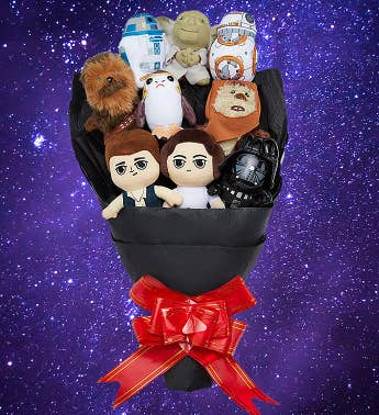 Star Wars Plush Bouquet