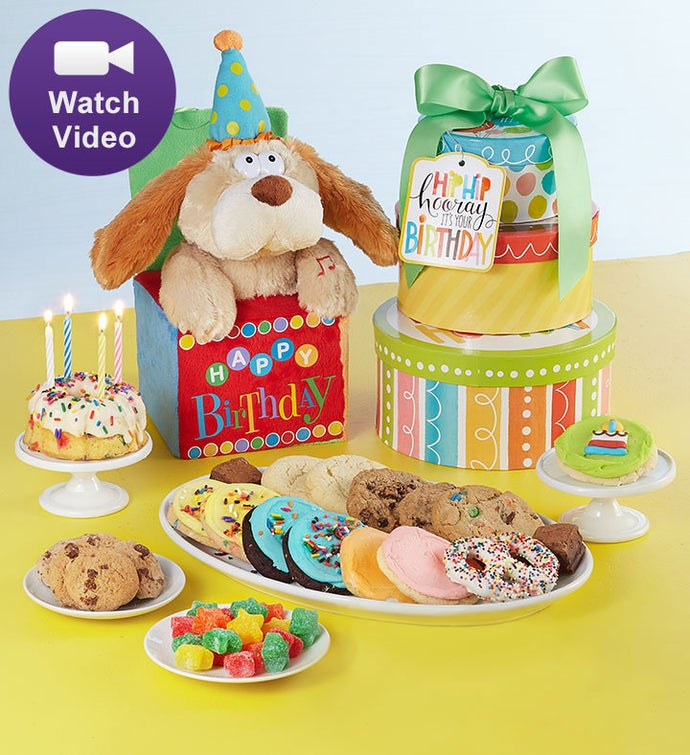 Animated Happy Birthday Gift Bundle