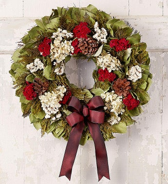 Preserved Victorian Wreath- 18