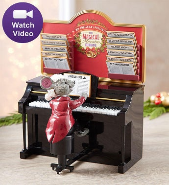 MrChristmas Magical Maestro Mouse