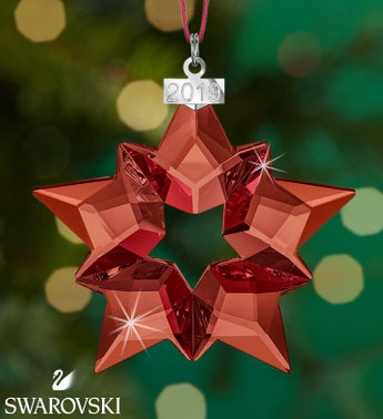 Swarovski 2019 Holiday Ornament