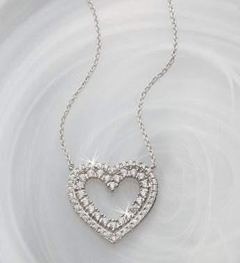 Crislu Sparkle Her Day Necklace