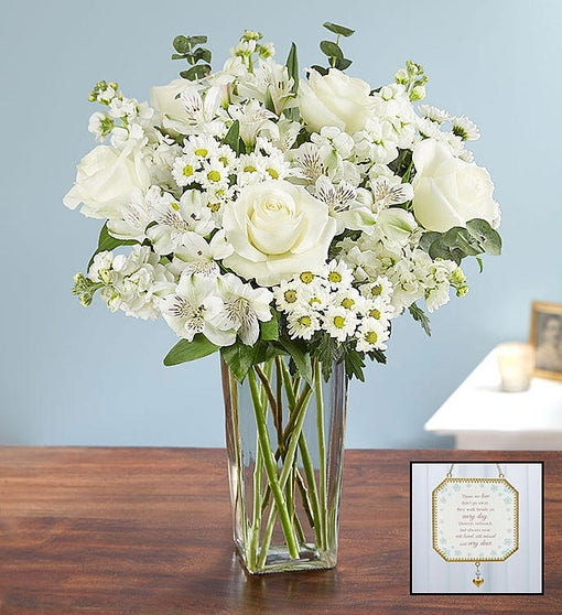 Beautiful Blooms Sympathy Bouquet
