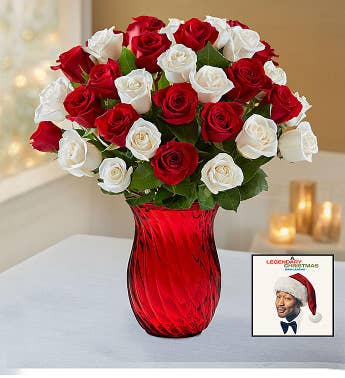 John Legend Holiday Album  Peppermint Roses