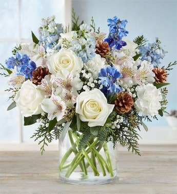 Winter Wishes Bouquet