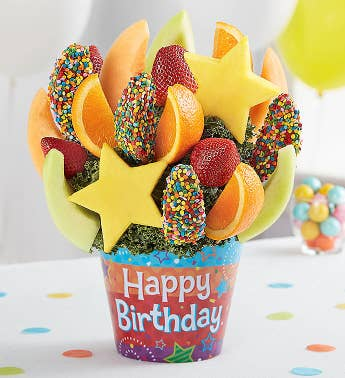 Celebrate the Day Fruit Arrangement