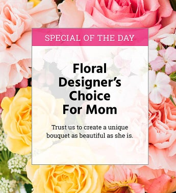 Floral Designers Choice Bouquet