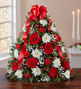 Holiday Flower Tree