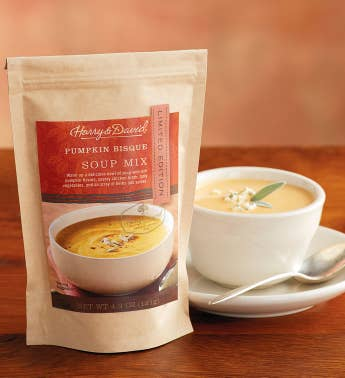 Pumpkin Bisque Soup Mix