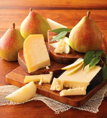 Royal Riviera174 Pears with Parmasio and Lionza Cheese