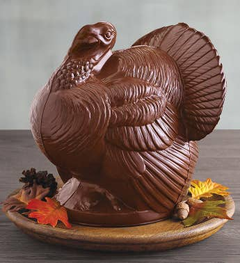 Chocolate Turkey Centerpiece