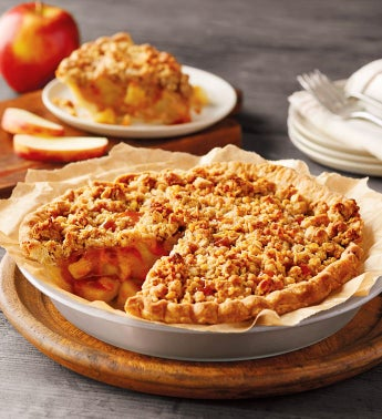 Southern Living Salted Caramel Apple Pie