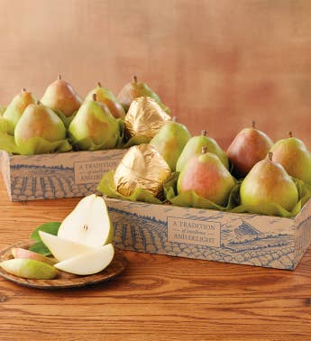 Two Boxes of Royal Verano Pears