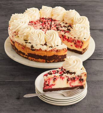 The Cheesecake Factory174 Peppermint Bark Cheesecake - 1034