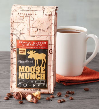 Peanut Butter Moose Munch174 Coffee