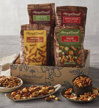 Premium Snack Assortment Box