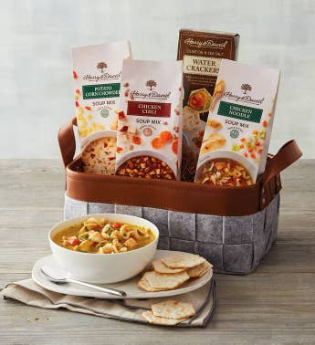 Soup Gift Basket