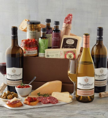 Antipasto Wine Pairing Collection - Three Bottles
