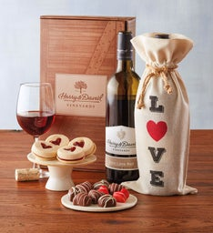Valentine's Day Wine Box
