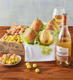 Spring Gift Box Classic with Wine