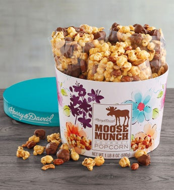 Moose Munch174 Premium Popcorn Drum
