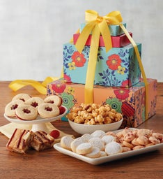 Delightful Sweets Gift Tower
