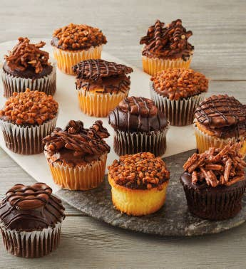 Snack Cupcakes