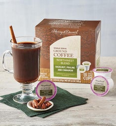 Northwest Blend Single-Serve Coffee