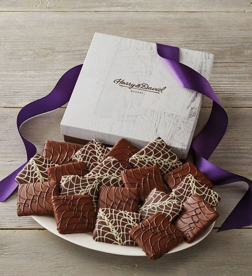 Chocolate-Covered Grahams