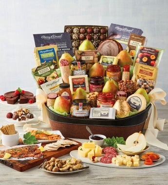 Southern Living  Gourmet Entertainer39s Gift Basket