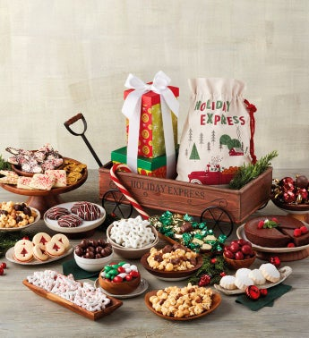 Southern Living Holiday Sweets Wagon