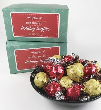 Holiday Truffles Box Duo