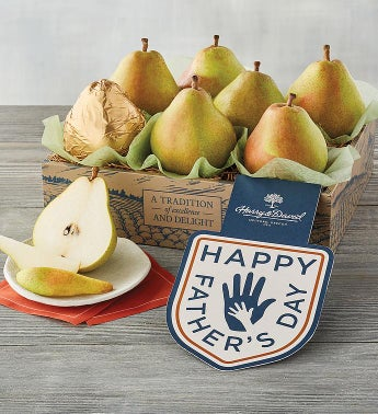 Father39s Day Pear Gift Box