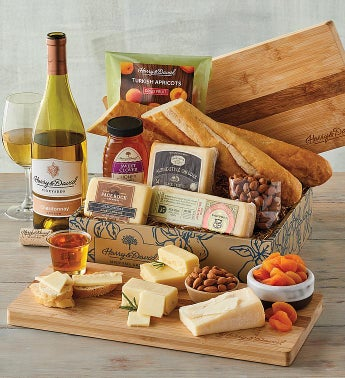 Gourmet Summer Gift with Wine