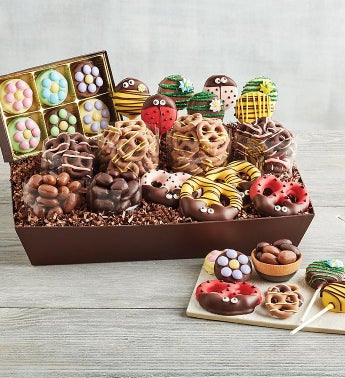 Summer Belgian Chocolate Gift Box