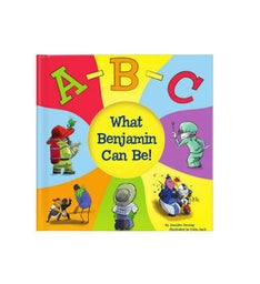ABC What I Can Be Personalized Storybook