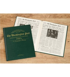 Washington Post 60s Decade Book