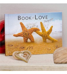 Personalized Book of Love Photographs