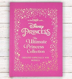 Personalized Disney Princess Ultimate Collection Storybook