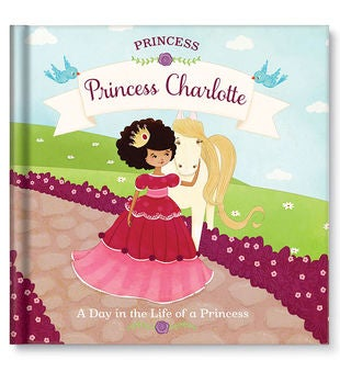 A Day In The Life Of A Princess Storybook