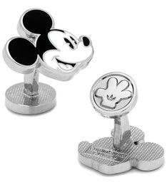 Vintage Mickey Mouse Cufflinks